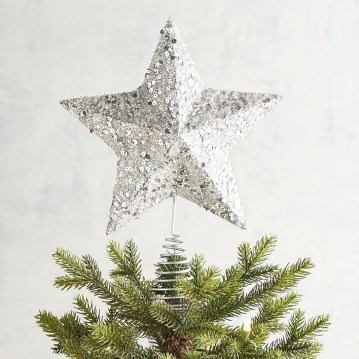 Unique Christmas Tree Toppers Ideas19