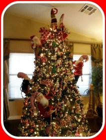 Unique Christmas Tree Toppers Ideas20
