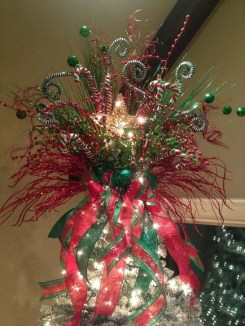 Unique Christmas Tree Toppers Ideas25