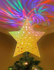 Unique Christmas Tree Toppers Ideas30