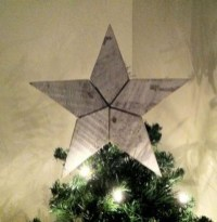 Unique Christmas Tree Toppers Ideas42