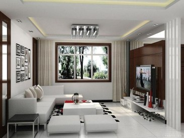 Unique Living Room Decoration Ideas For Small Spaces39