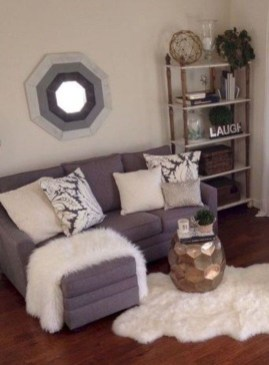 Unique Living Room Decoration Ideas For Small Spaces45