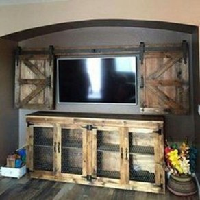 Amazing Rustic Home Decor Ideas On A Budget16
