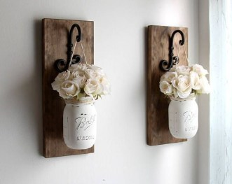 Amazing Rustic Home Decor Ideas On A Budget18