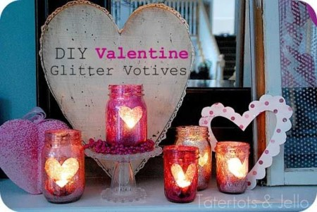 Cheap Diy Ornaments Ideas For Valentines Day24