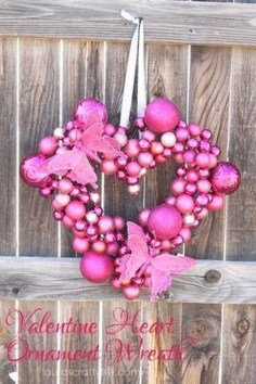 Cheap Diy Ornaments Ideas For Valentines Day41