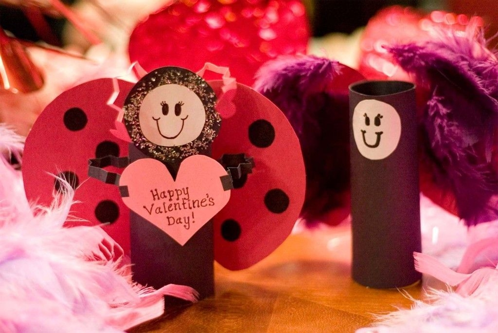 Cheap Diy Ornaments Ideas For Valentines Day44