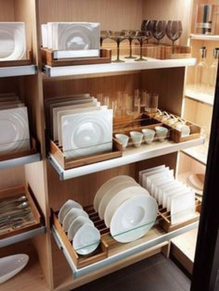 Cheap Kitchen Storage Organization Ideas09