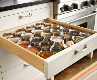 Cheap Kitchen Storage Organization Ideas15