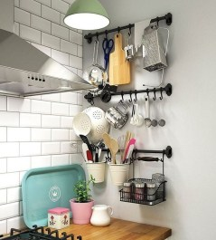 Cheap Kitchen Storage Organization Ideas32