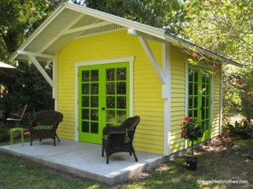 Fascinating Diy Backyard Studio Shed Remodel Design Decor Ideas35