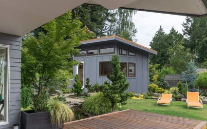 Fascinating Diy Backyard Studio Shed Remodel Design Decor Ideas40
