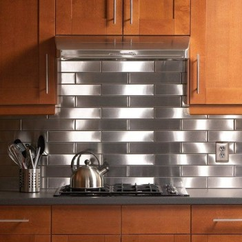Fascinating Kitchen Backsplash Decoration Ideas For Your Kitchen08