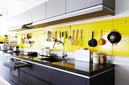 Fascinating Kitchen Backsplash Decoration Ideas For Your Kitchen20