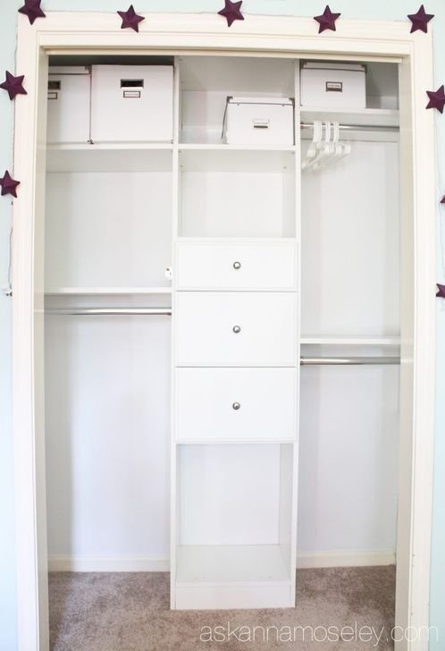 Magnificient Kids Closet Organization Ideas09
