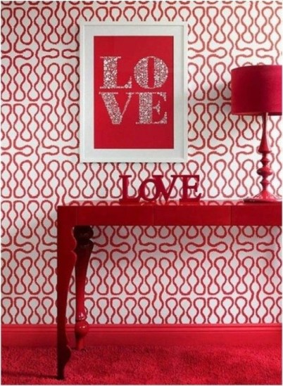 Popular Valentines Apartment Decorating Ideas17