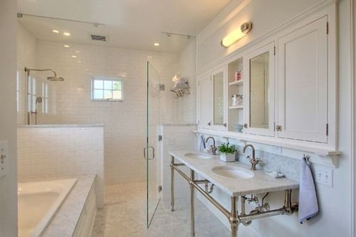 Pretty Master Bathroom Decoration Ideas For Valentines Day21