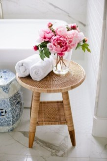 Pretty Master Bathroom Decoration Ideas For Valentines Day30