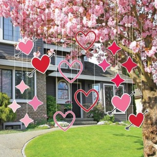 Simple Valentines Day Decoration Ideas09