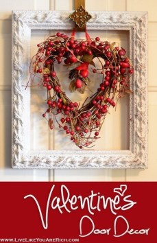 Simple Valentines Day Decoration Ideas15