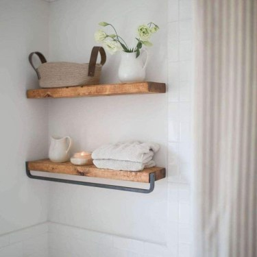 Stunning Diy Floating Shelves Living Room Decorating Ideas07