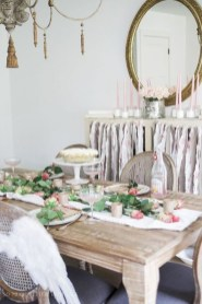 Stunning Table Decoration Ideas For Valentine'S Day12