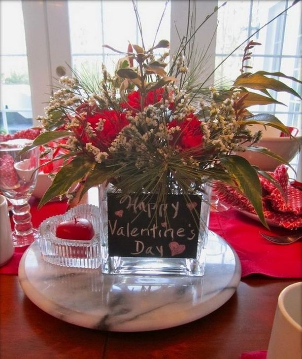 Stunning Table Decoration Ideas For Valentine'S Day33