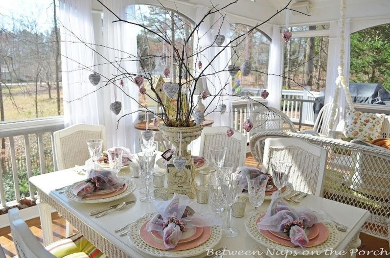 Stunning Table Decoration Ideas For Valentine'S Day44