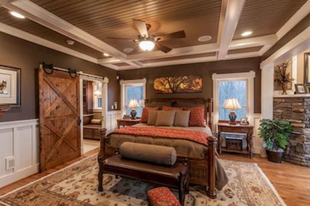 Affordable Lake House Bedroom Decorating Ideas14