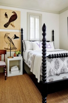 Affordable Lake House Bedroom Decorating Ideas25