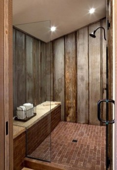 Cute Farmhouse Bathroom Remodel Ideas On A Budget43