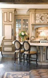Latest French Country Kitchen Design Ideas27