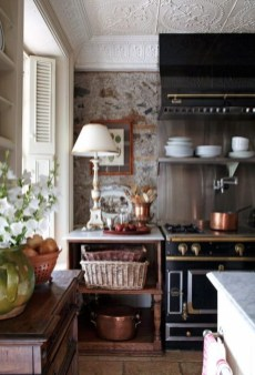 Latest French Country Kitchen Design Ideas33