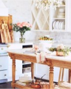 Latest French Country Kitchen Design Ideas35