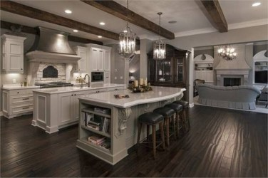 Latest French Country Kitchen Design Ideas39