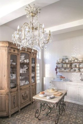 Latest French Country Kitchen Design Ideas45