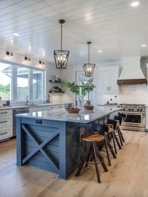 Amazing Farmhouse Kitchen Design Ideas27