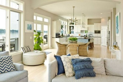 Attractive Open Concept Ideas For Living Room05