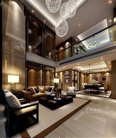 Attractive Open Concept Ideas For Living Room12
