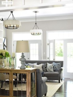 Attractive Open Concept Ideas For Living Room26