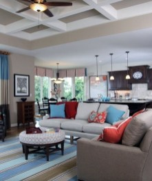 Attractive Open Concept Ideas For Living Room30