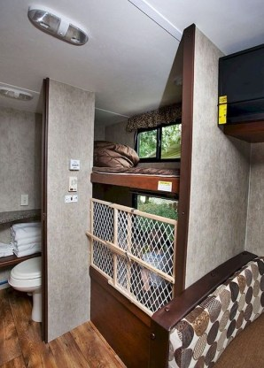 Awesome Full Time Rv Living Ideas With Camper Organization Tips Tricks11