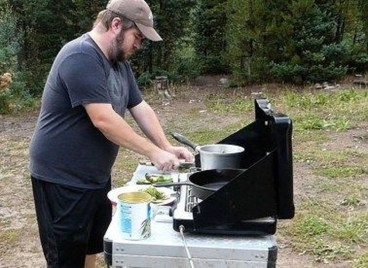 Cheap Kitchen Ideas For Outdoor Camping 06