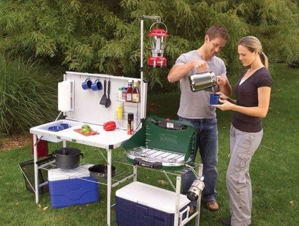 Cheap Kitchen Ideas For Outdoor Camping 12