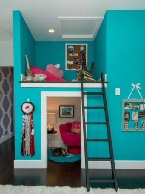Cheap Space Saving Design Ideas For Kids Rooms 42