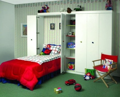 Cheap Space Saving Design Ideas For Kids Rooms 44