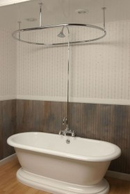 Cool Bathrooms Ideas With Clawfoot Tubs03
