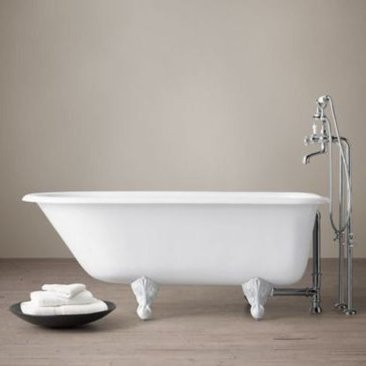 Cool Bathrooms Ideas With Clawfoot Tubs18