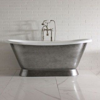 Cool Bathrooms Ideas With Clawfoot Tubs26